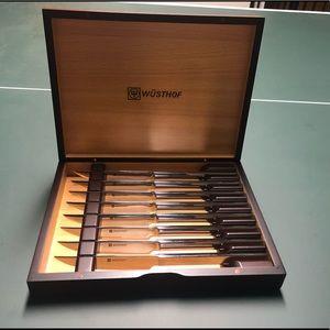Wusthof Steak Knives Set